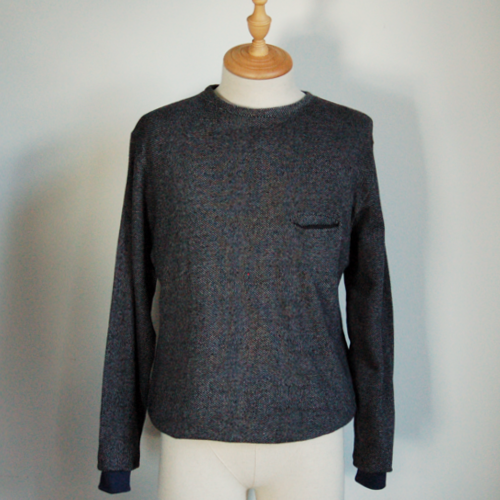"Herren Sweater ""Smooth Cotton II"""